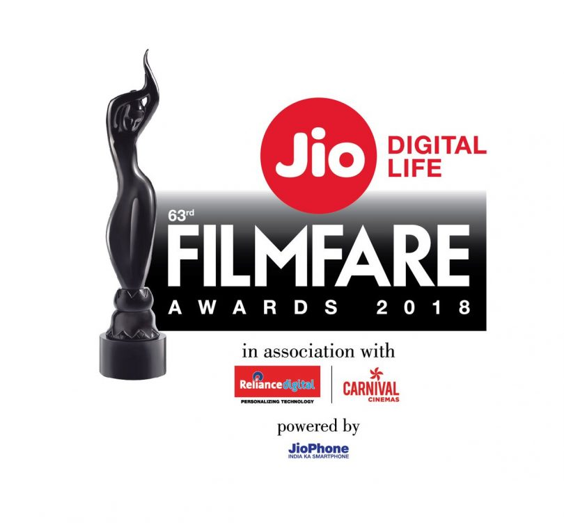 Jio Filmfare awards 2018 voting open now: support the artist you love