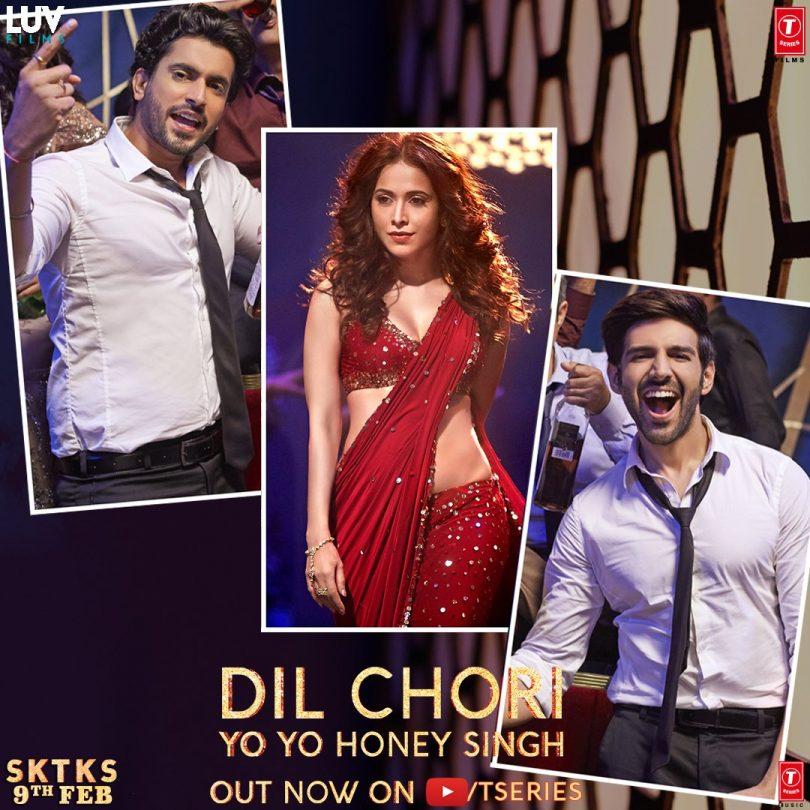 Yo Yo Honey Singh presents Dil Chori song for Sonu ke Titu ki Sweety