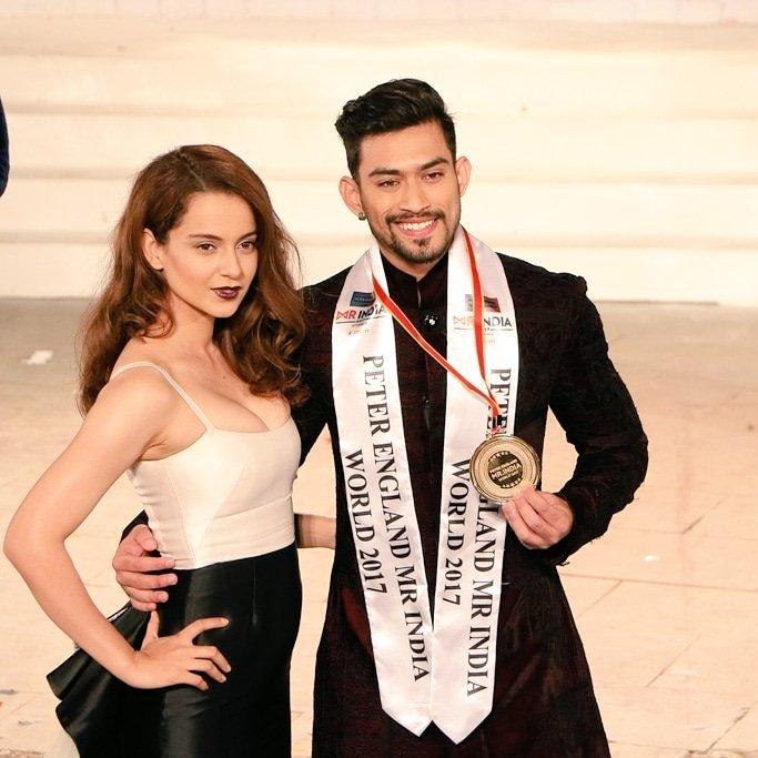Kangana Ranaut sing praise for Miss World Manushi Chhillar