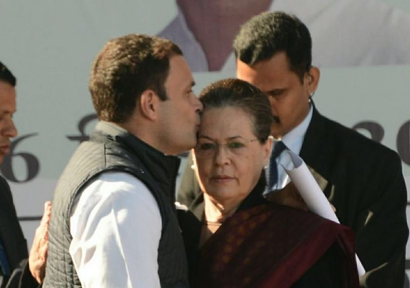 Rahul Gandhi takes over as Congress President; criticised BJP's efforts