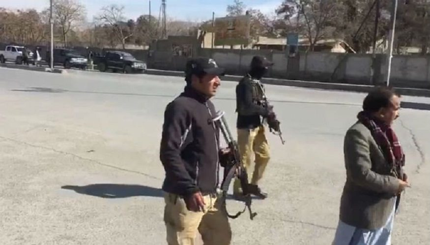 Pakistan's Quetta church suicide attack killed at least 5 people