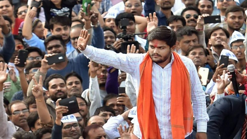 Hardik Patel says BJP hacked EVMs for Gujarat elections