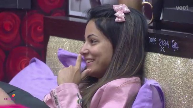 Bigg Boss 11: Hina Khan to become the new captain of the house