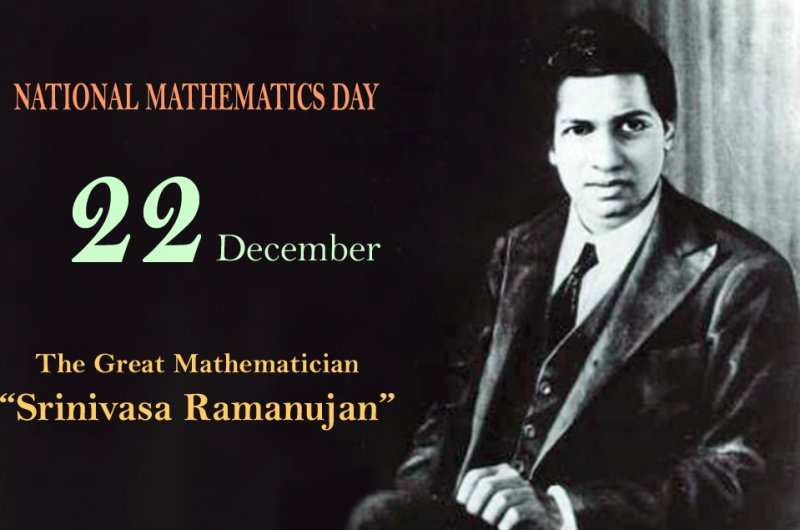 Ramanujan's contribution remembered on National day of Mathematics, Prime and theta function inspired field significantly