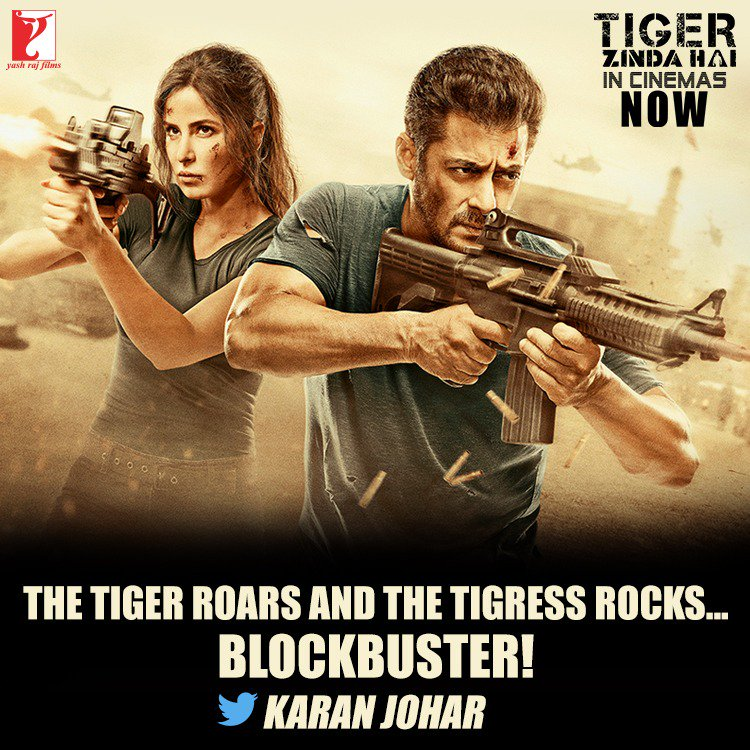 Tiger Zinda Hai Box office collection day 1 prediction: opens to 80 percent occupancy