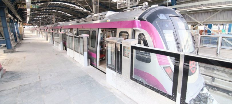Narendra Modi to inaugurate new Metro line, from Botanical garden to Kalkaji, South Delhi