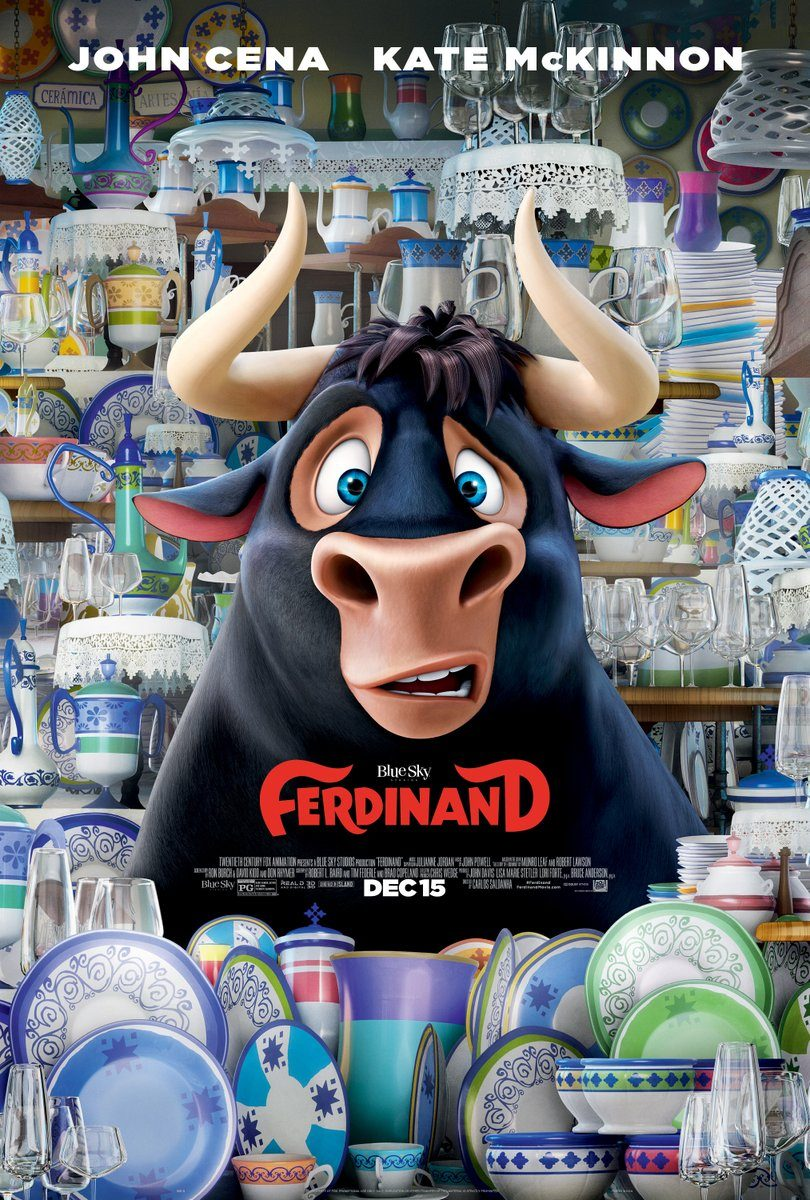 Ferdinand movie review: American's animated comedy-drama