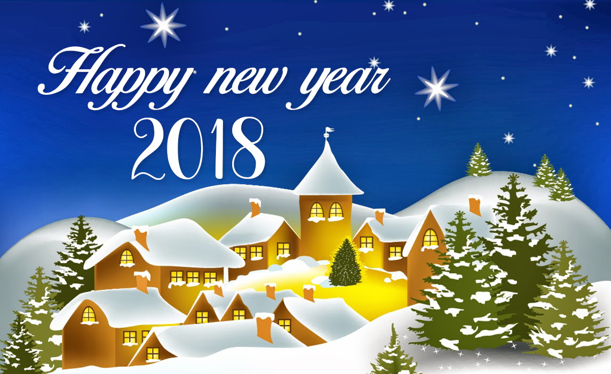 Happy New Year 2018 Messages Quotes Wishes Images For Whatsapp