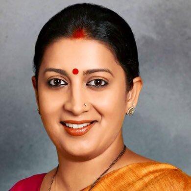 Gujarat legislative assembly elections 2017: Smriti Irani comments on Congress