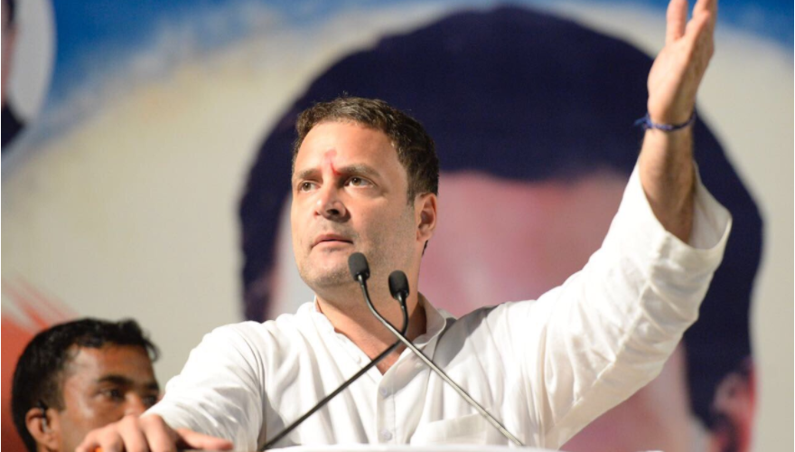 Congress leader Rahul Gandhi to file nomination for President post today