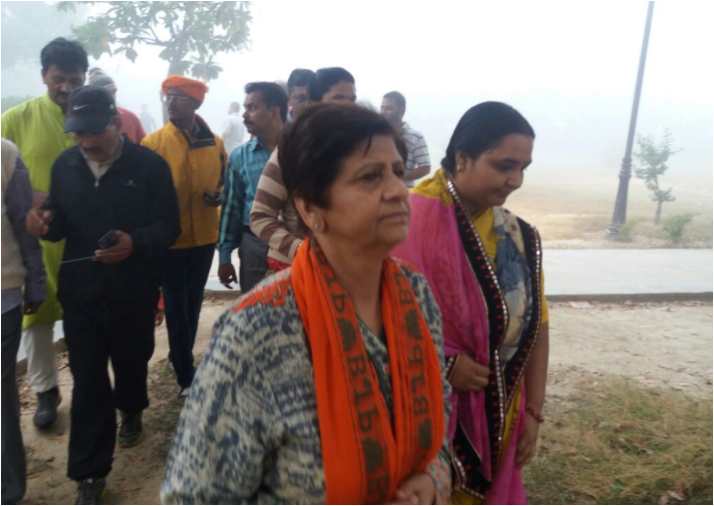 UP Civic Polls results 2017: BJP Sanyukta Bhatia set to be Lucknow's first woman mayor