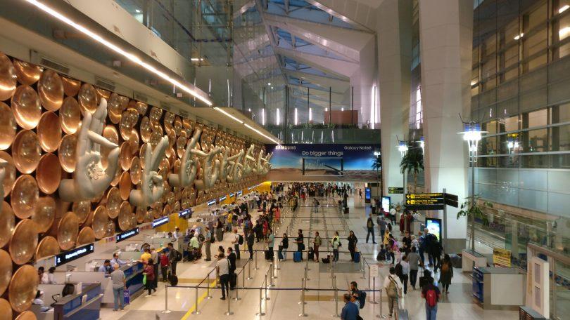 CISF denies reverse entry at Delhi Airport