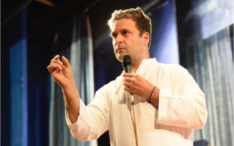 BJP wins Amethi in UP Civic Polls 2017; Setback for Congress VP Rahul Gandhi