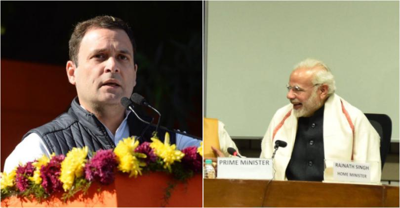 Gujarat Election controversies  2017: Narendra Modi vs Rahul Gandhi