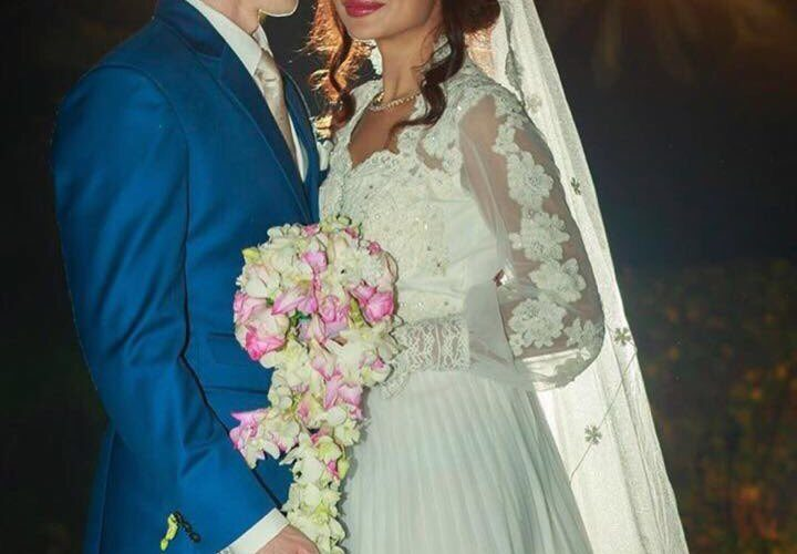 Aashka Garodia is married with NRI  Brent Goble