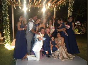 Aashka Garodia wedding