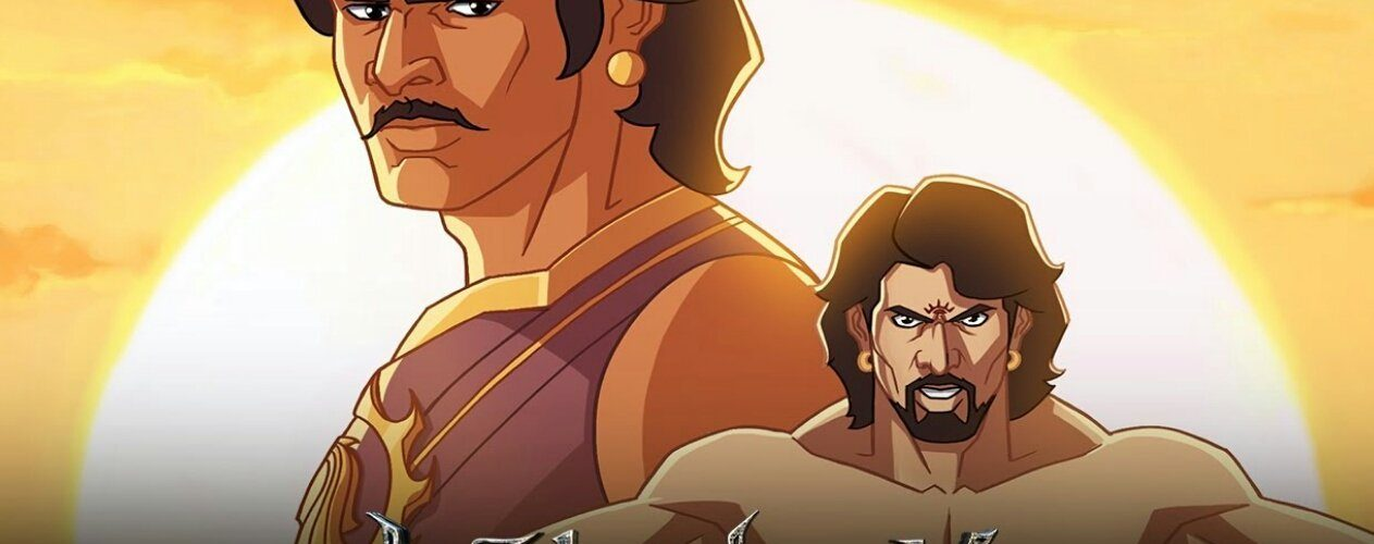 Animated Baahubali series on Color TV Starts tomorrow