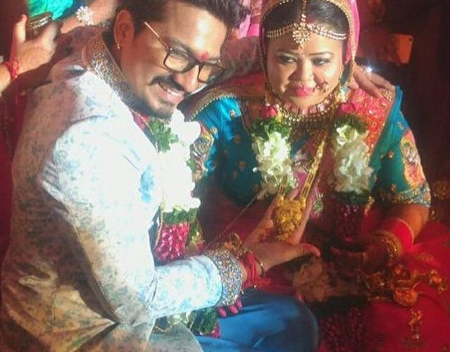 Bharti Singh and Haarsh Limbachiyaa are married now