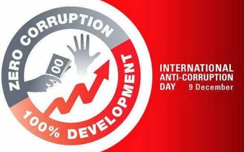 International Anti-Corruption Day 2017 observed Today