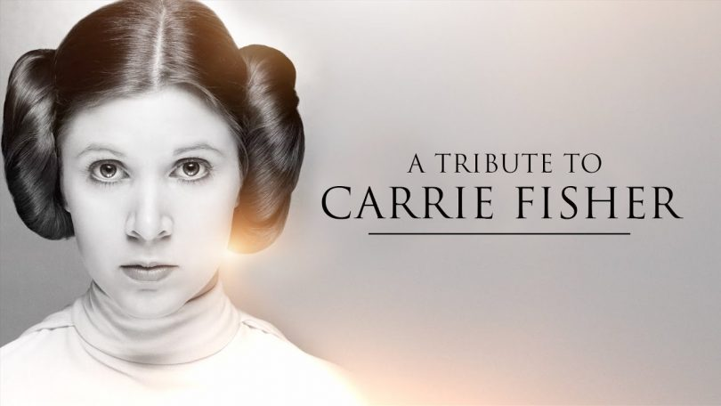 Carrie Fisher gets tribute from Mark Hamill on her first death anniversary