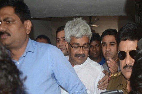 Chhattisgarh Sex CDcase: CBI Court granted bail to Journalist Vinod Verma