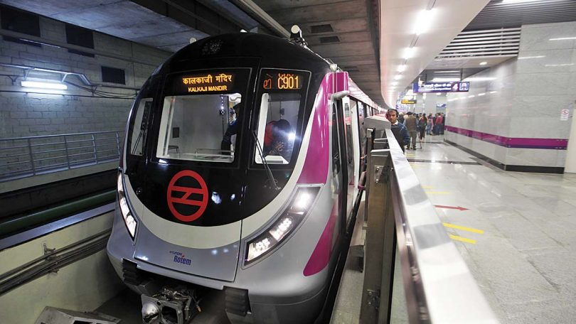 PM Narendra Modi to inaugurate Delhi Metro's Magenta line Today