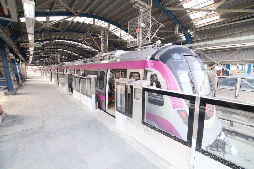 PM Modi to inaugurate Delhi Metro's Magenta line on Christmas Day