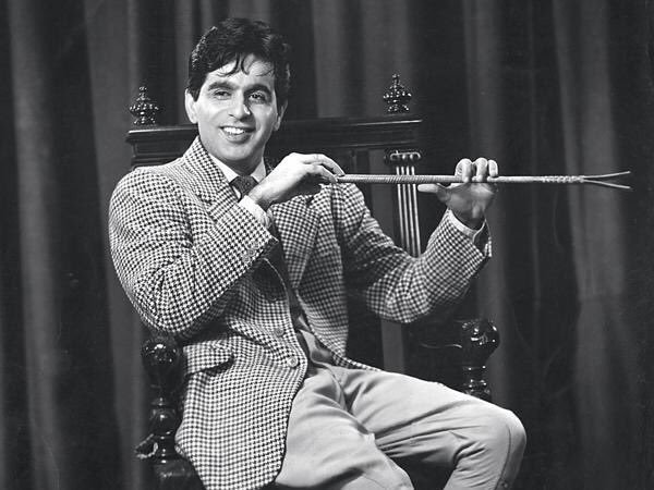 Legendary actor Dilip Kumar turns 95 today