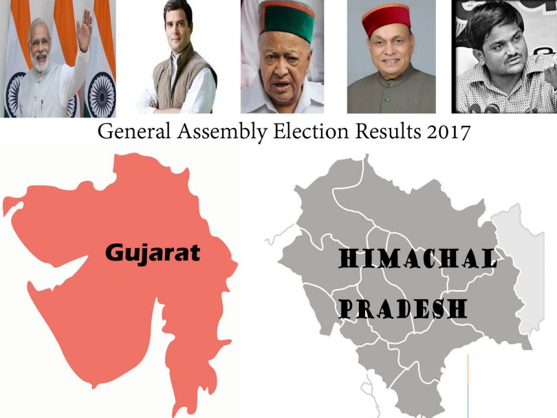 Election results in Himachal and Gujarat : BJP emerges victorious in both states