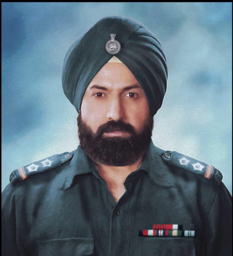 Check the first look of Gippy Grewal as 'Indian Army Soldier Subedar Joginder Singh' for his upcoming film Subedar Joginder Singh