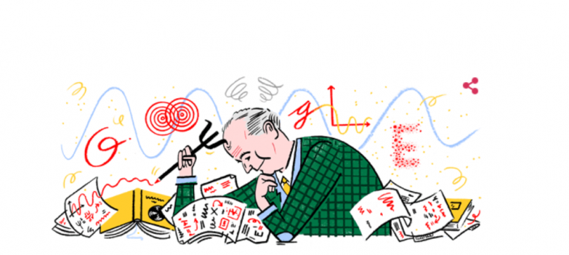 Google Doodle Celebrates 135th birth anniversary of Physicist Max Born