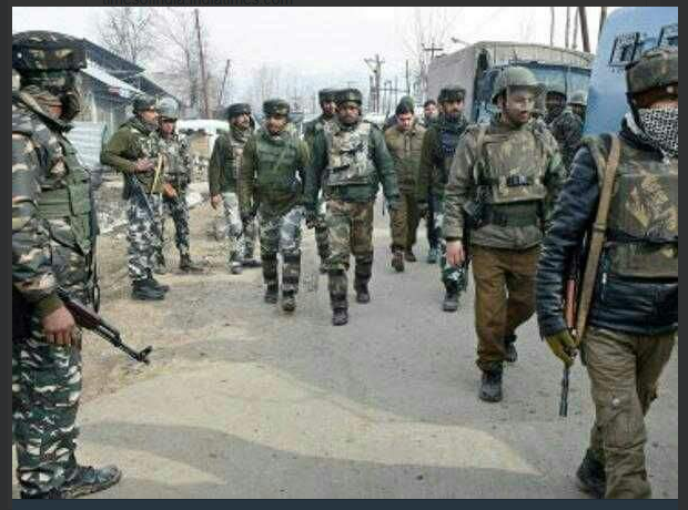 Security forces gun down Jaish militant in south Jammu & Kashmir
