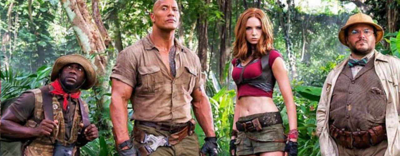 Jumanji: Welcome to the Jungle movie review: A hilarious adventure laughing on itself