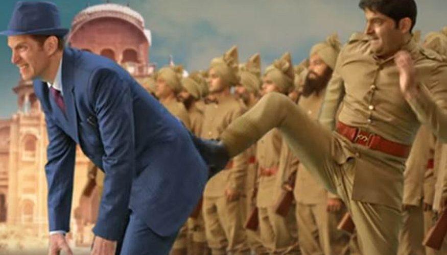 Firangi audience Review: A lukewarm start of Kapil Sharma movie