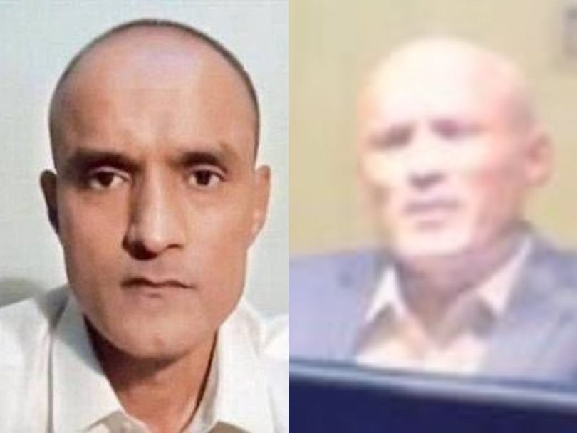 India Slams Pakistan for harassing Kulbhushan Jadhav's Kin