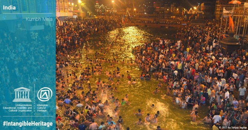 Kumbh Mela recognized as India's cultural heritage by UNESCO