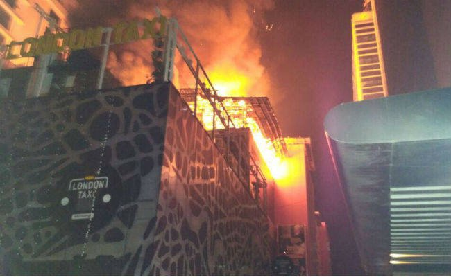 Mumbai: Fire breaks out at Kamala Mills, 15 dead and several serious