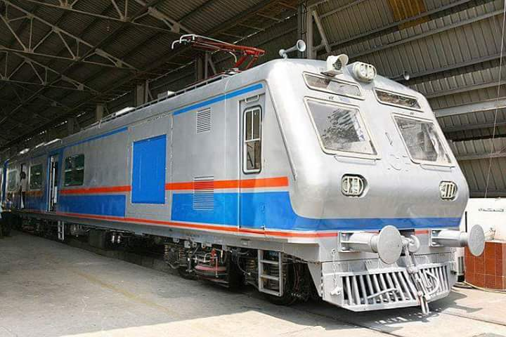 Mumbai's First AC Local Train to starts From Andheri, on December 25