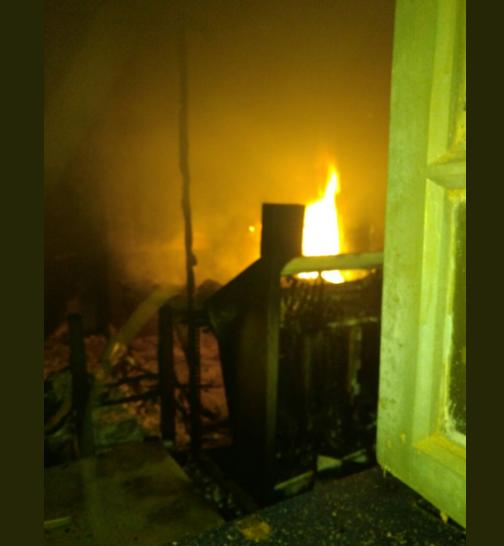 Naxals attack on Bihar railway station, abduct employees