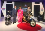 Electric scooter Okinawa Praise launched today at Rs 59,889