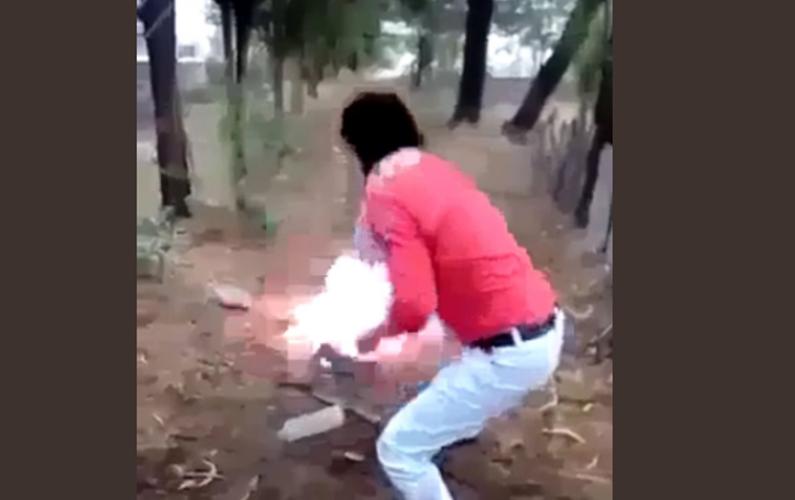 Rajasthan love jihad case: Man burnt alive in Rajsamand, video viral