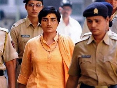 Malegaon Blast: Sadhvi Pragya and Lt Colonel Purohit will not be charge under Organised Crime Law