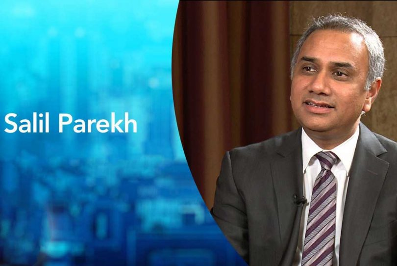 Infosys Appoints Salil Parekh as new CEO & MD