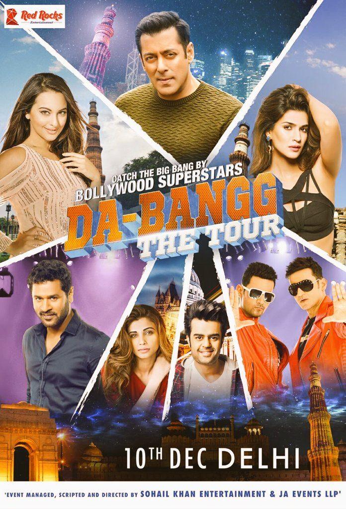 Salman Khan's DABANGG - The Tour, all set for Delhi on December 10