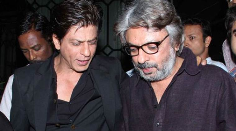Shahrukh to ditch Aamir, work with Bhansali?