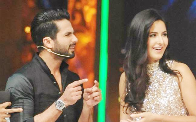 Shahid Kapoor to work with Katrina Kaif in Batti Gul Meter Chalu