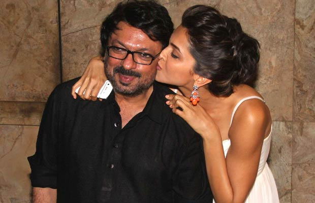 Deepika Padukone to star with Shahrukh Khan in a Sanjay Bhansali film?