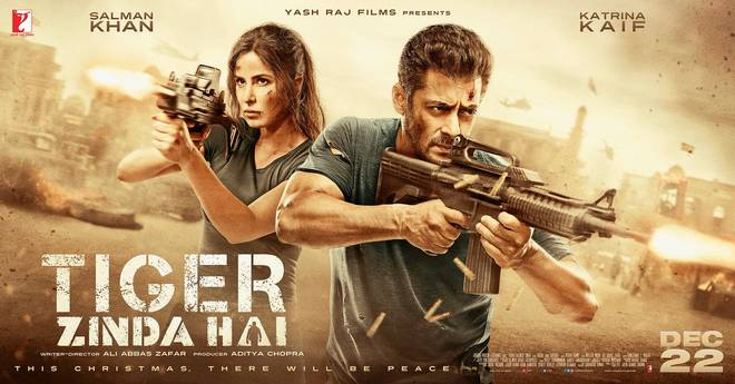 Tiger Zinda Hai audience reaction is overwhelming, film is a blockbuster
