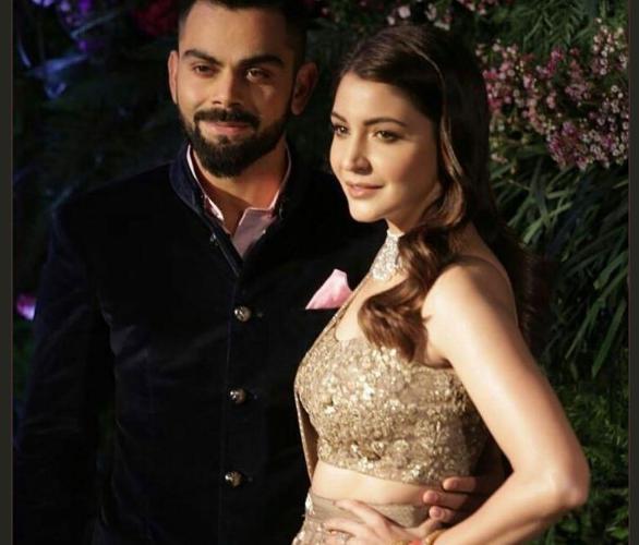 Virat Kohli & Anushka Sharma Mumbai wedding reception: See the Latest Pictures