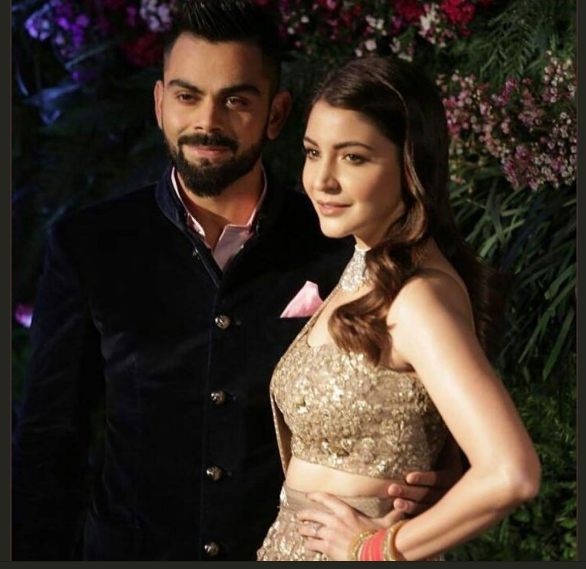 Virat Kohli & Anushka Sharma Mumbai wedding reception: See the Latest Pictures